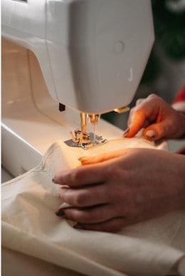 Patroontekenen leren bij naai-atelier